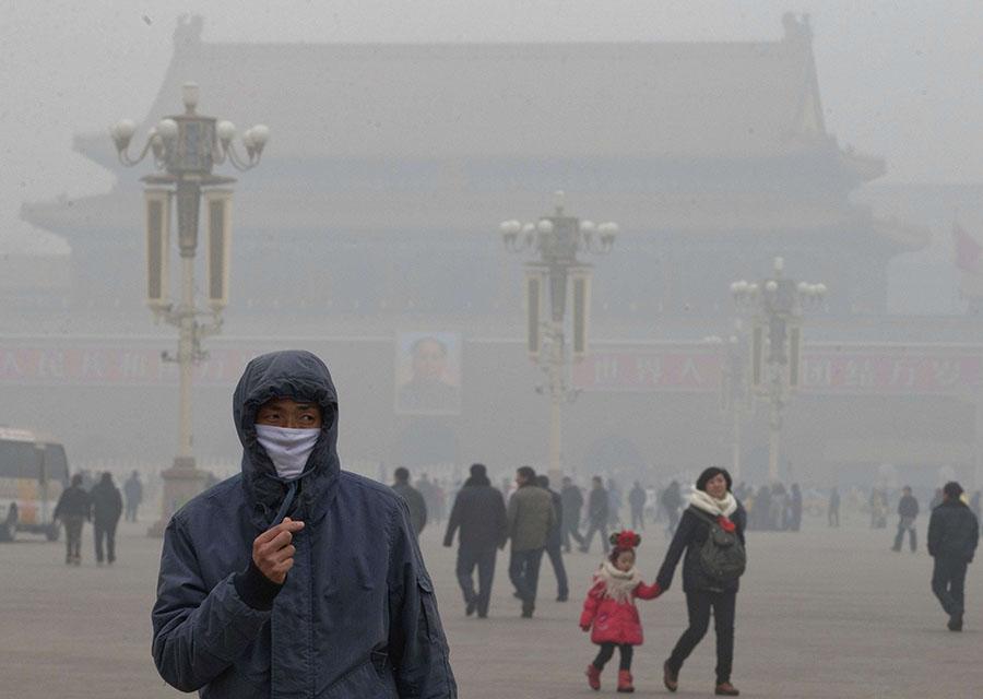 Çin dünyayı ne kadar kirletiyor 3