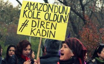 Kasım'da gece nöbeti başkadır: Ankaralı kadınlar haklarını konuştu