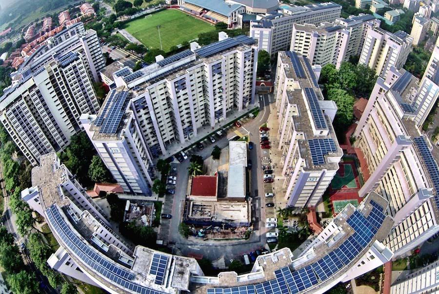 Apple Singapur'da yüzde 100 yenilenebilir enerjiye geçiyor