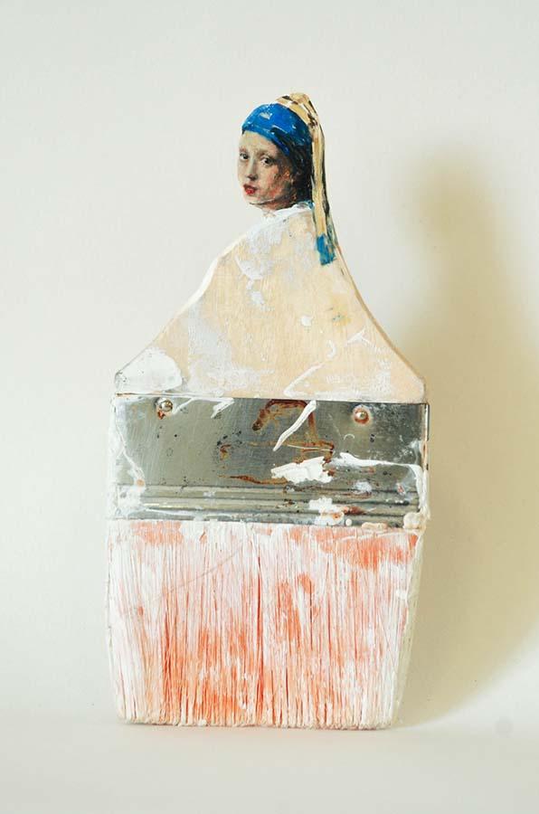 Boya Fırçasına yapılan portreler foto 1 - Kopya - Kopya