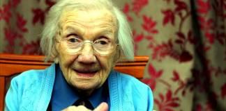 """109'una kadar yaşamış kadından uzun yaşamın sırrı: """"Yulaf yiyin, erkeklerden uzak durun"""""""