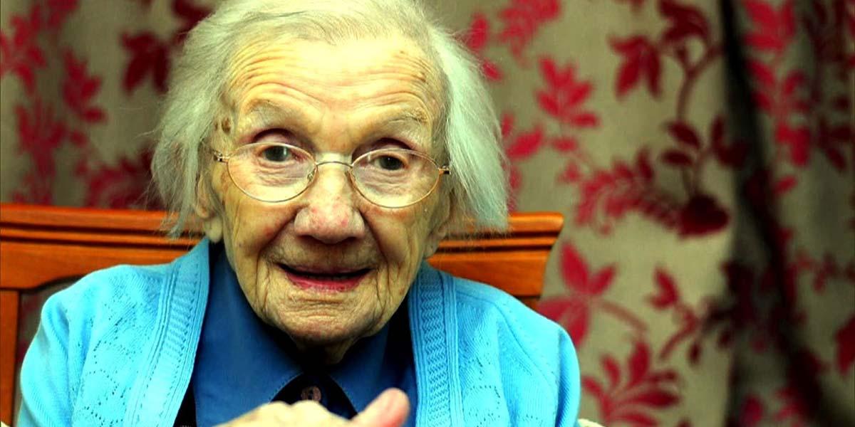 109'una kadar yaşamış kadından uzun yaşamın sırrı: