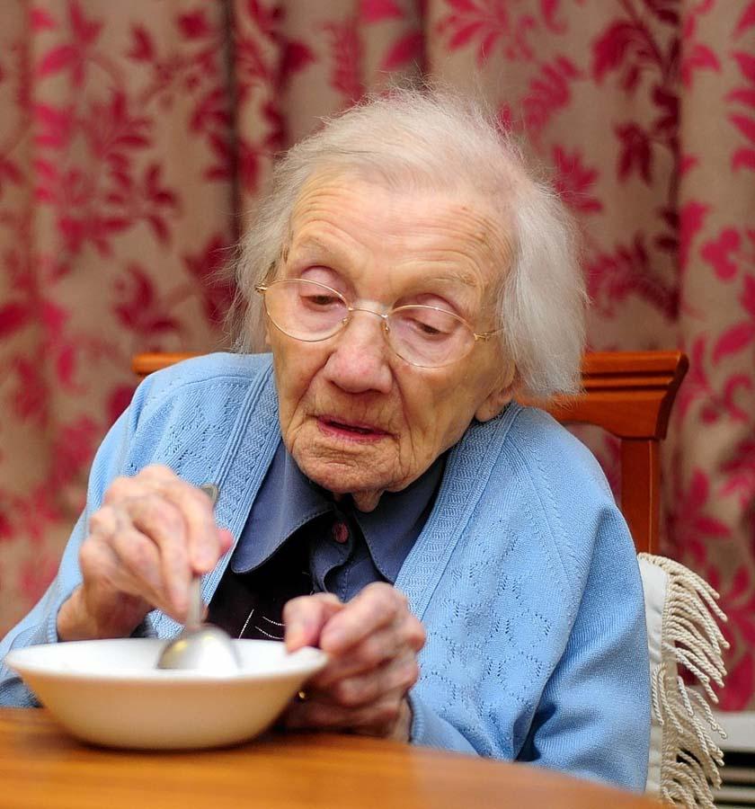 Centenarian Jessie Gallan 4