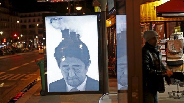 Japonya Başbakanı Shinzo Abe de enerji politikaları sebebiyle eleştirilenler arasında
