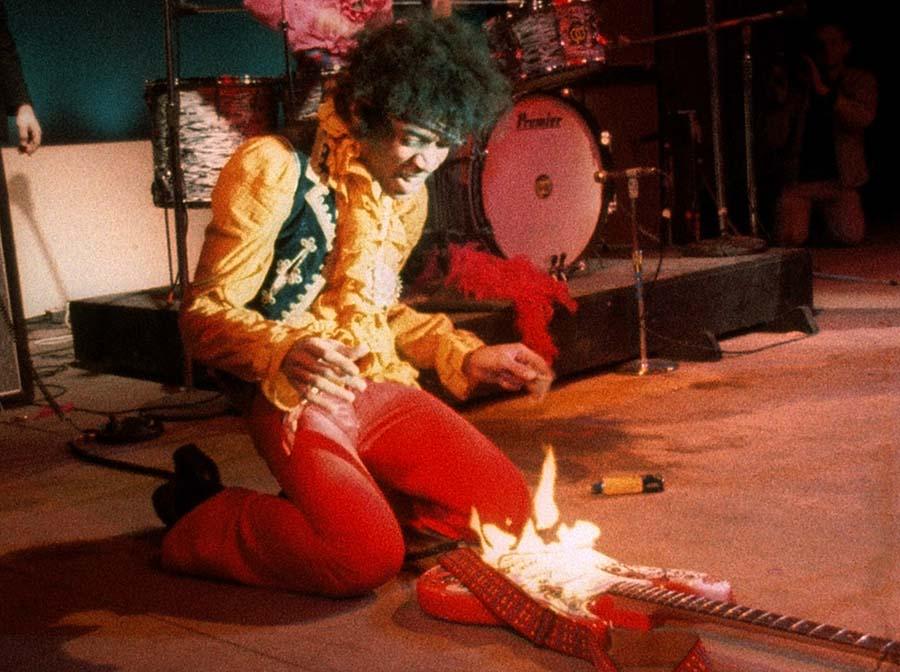 Jimi Hendrix 4
