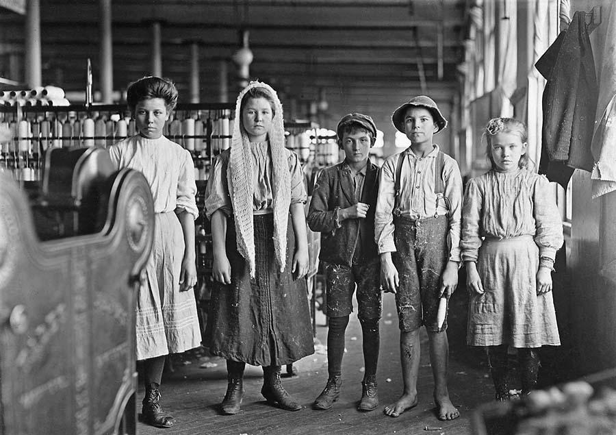 Lancaster İplik Fabrikası-1911