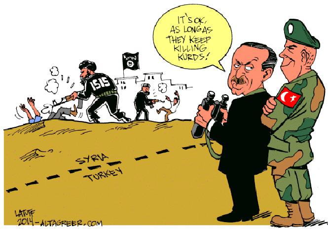 Latuff Erdoğan