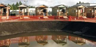 ABD'de evsiz bireyler için mikro konutlar inşa edilmesi planlanıyor