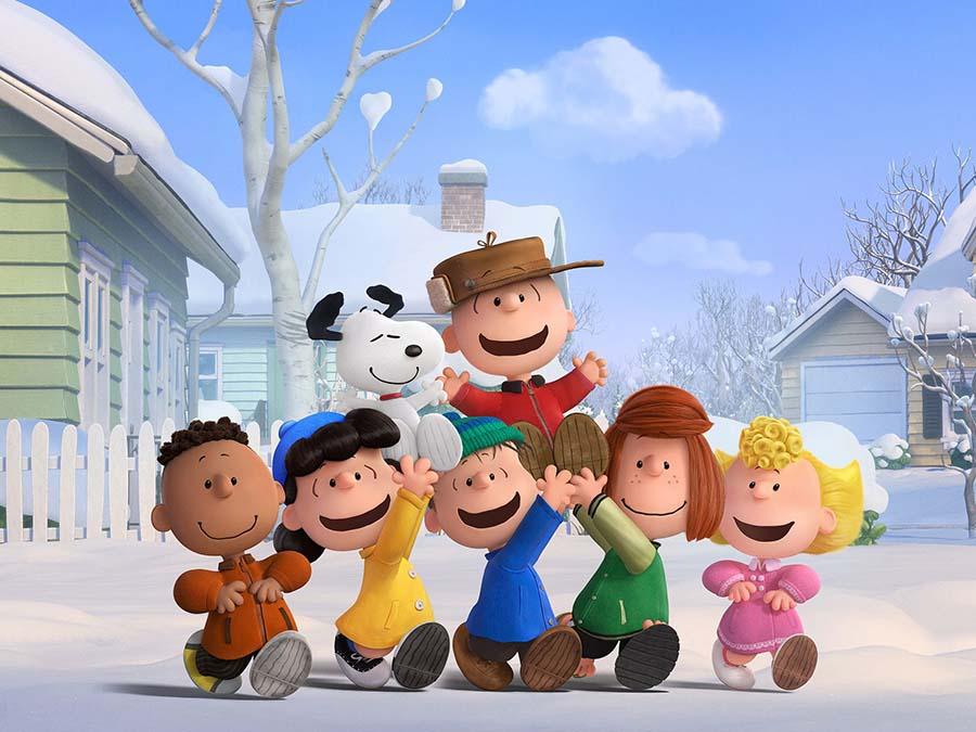 Peanut Snoopy 3