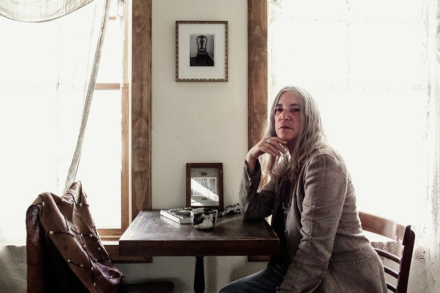 Punk'ın şairi Patti Smith'den yol hikâyeleri 2