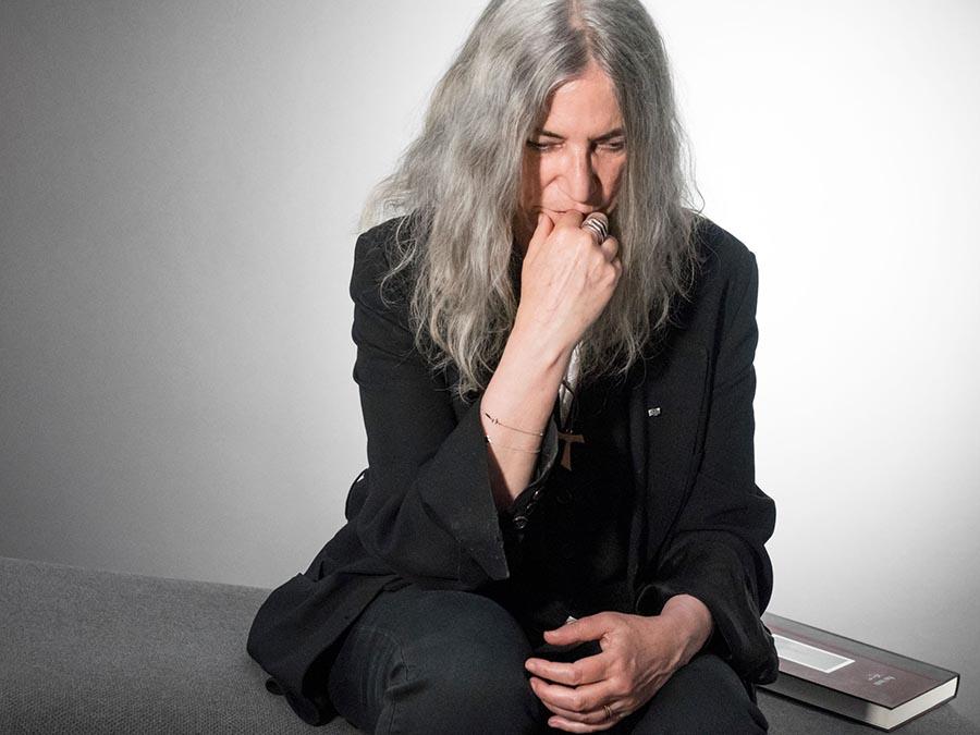 Punk'ın şairi Patti Smith'den yol hikâyeleri 4