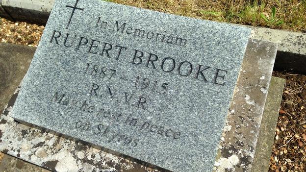 Rupert Brooke 2