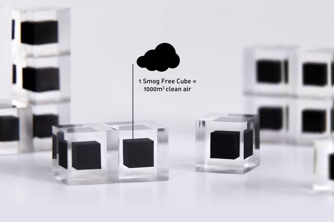 Smog Free Daan Roosegaarde 4