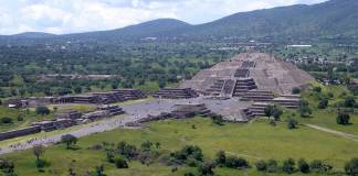 Latin Amerika tarihinin en büyük piramidi