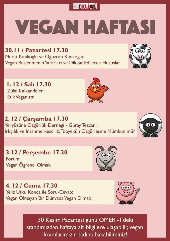 Vegan Haftası 2
