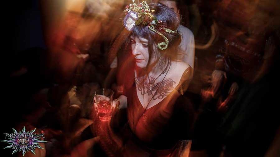 YCavusogluPhotography, psychedelic art festival 23