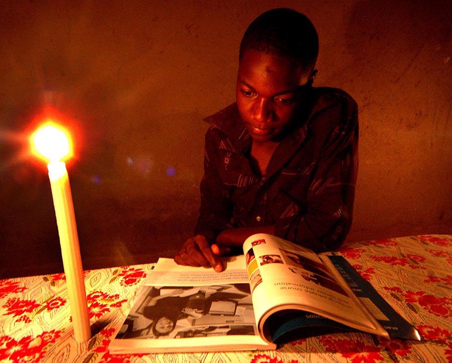 ZIMBABWE ELECTRICITY SHORTAGE