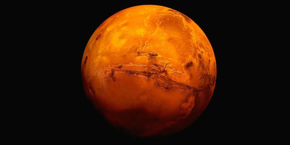NASA Mars'ın atmosferine ne olduğunu açıkladı
