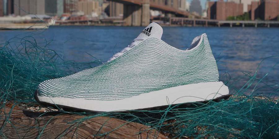 Adidas okyanus atıklarından ayakkabı üretecek 2