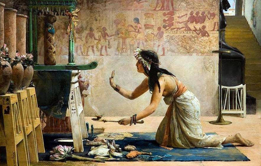 Antik Mısır Büyü 3