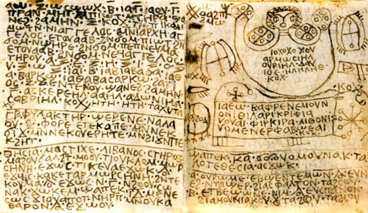 Antik Mısır Büyü4