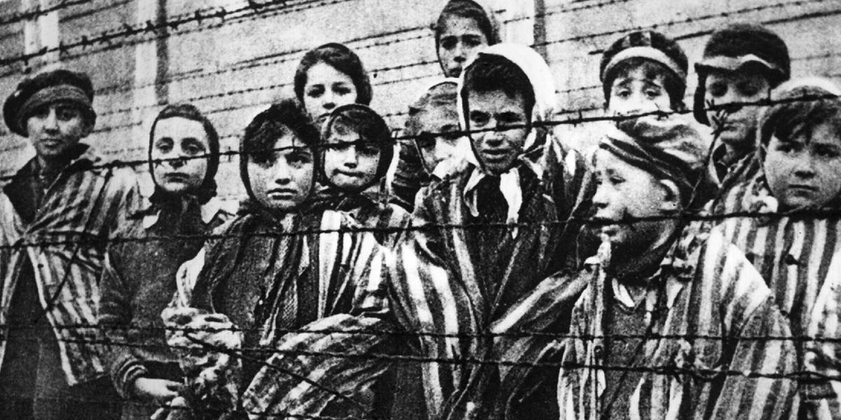 öldürmenin Endüstrileştiği Bir Yer Auschwitz Alman Nazi Toplama Ve