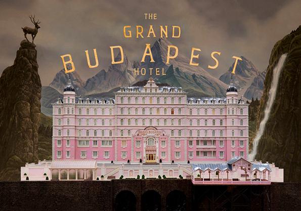 Büyük Budapeşte Oteli'nin Grafik Tasarımcısıyla Wes Anderson Üzerine 2