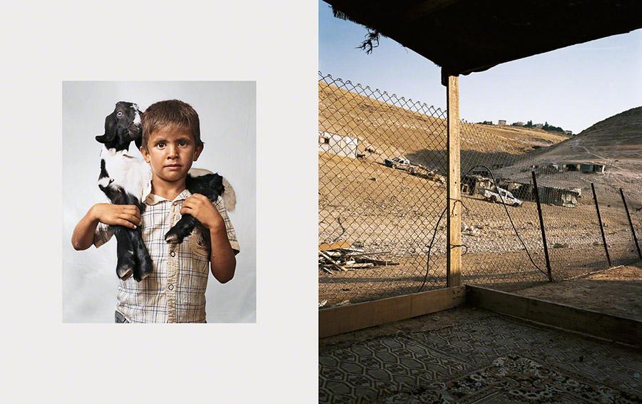 Bilal, 6 yaşında/İsrail