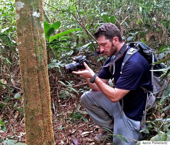 Bu yazı, Amazon yağmur ormanlarında keşif yapmanın nasıl olduğu ile ilgilidir-8