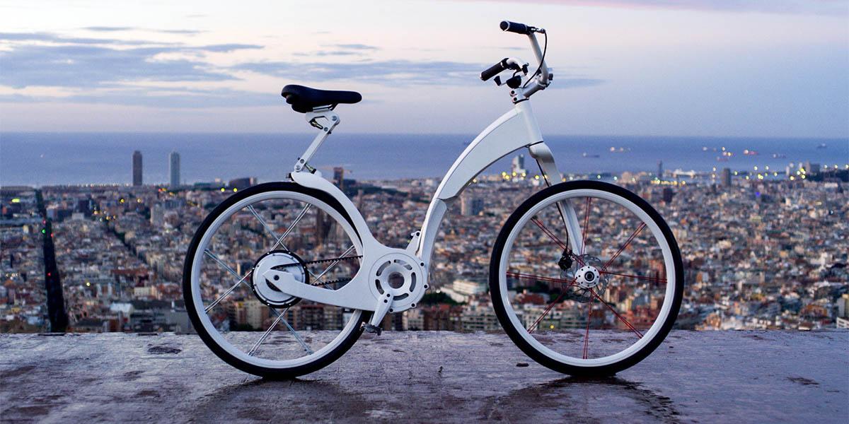 Dünyanın Ilk Katlanabilir Akıllı Elektrikli Bisikleti Gi Flybike