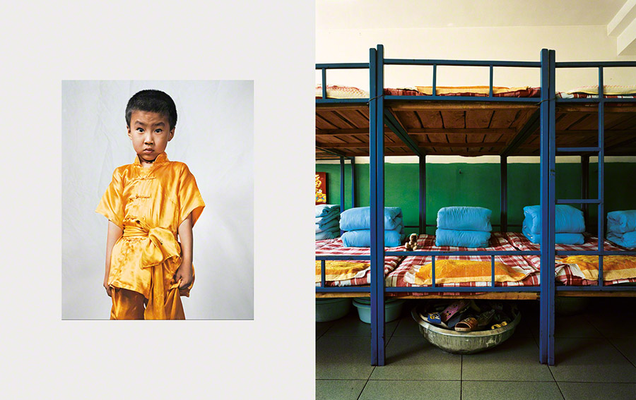 Hang, 5 yaşında/Çin