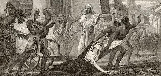 Hypatia'nın öldürülüşü