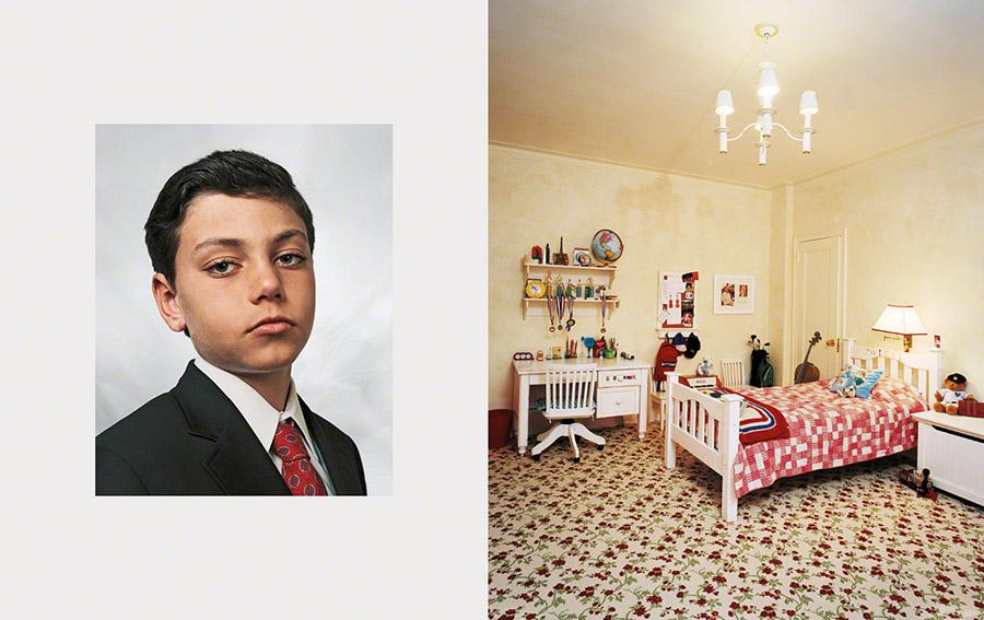 Jamie, 9 yaşında/Amerika