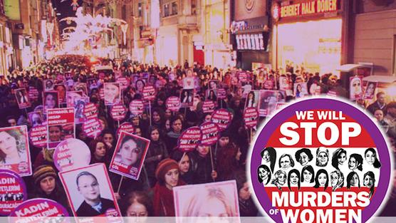 Kadın Cinayetlerini Durduracağız Platformu 2