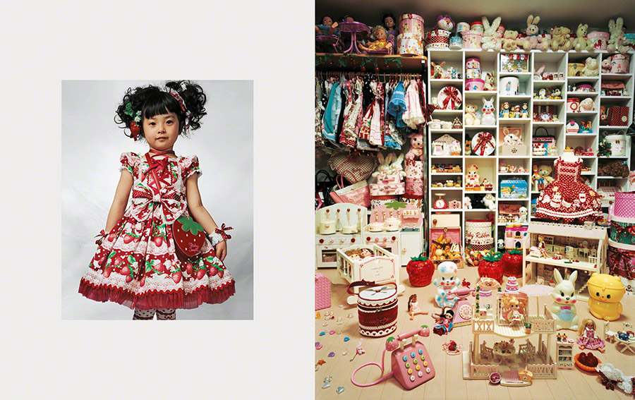 Kaya, 4 yaşında/Japonya