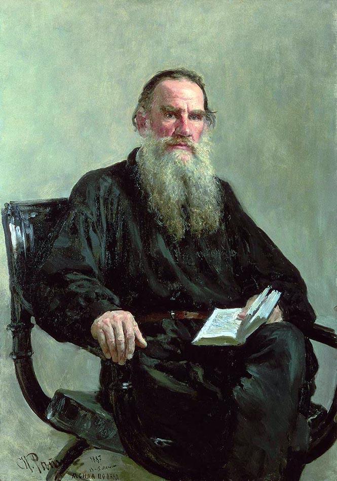 Leo Tolstoy 1