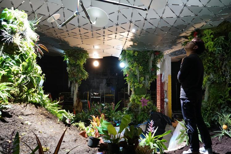 New York'un ilk yeraltı parkı 6