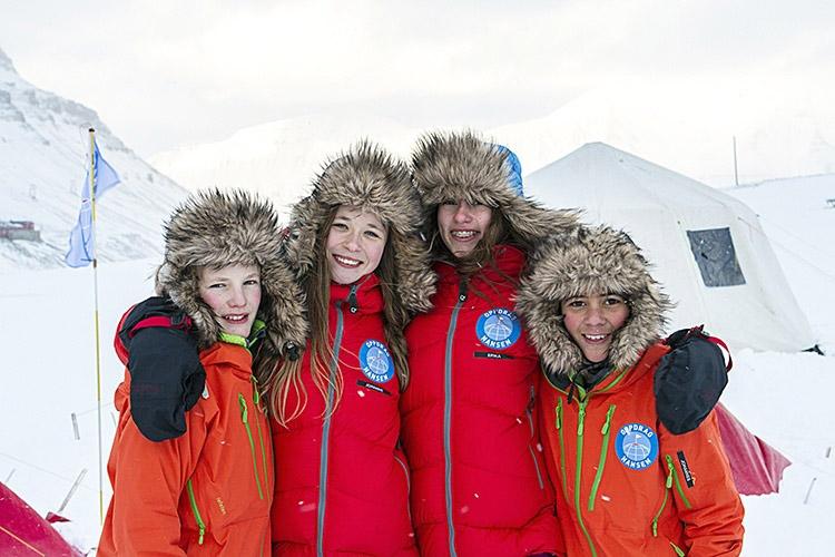 Norveç İklim Değişikliği Çocuk