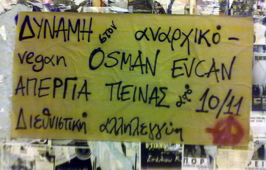 osman evcan'ın mücadelesi zaferle sonuçlandı