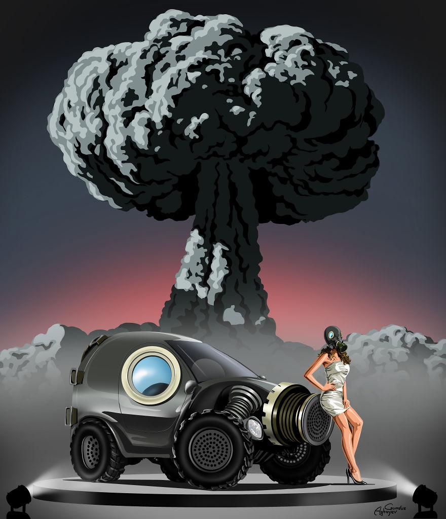 Savaş ve Barış, Gunduz Aghayev 4