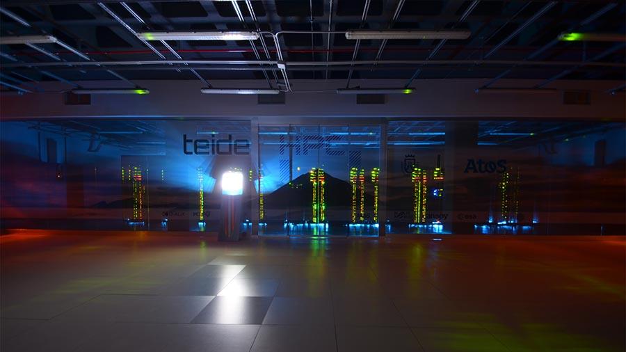Teide-HPC Yenilenebilir enerjiyle çalışan süper bilgisayar4
