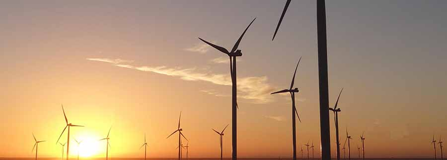 Uruguayda temiz enerji dönemi Elektriğin yaklaşık yuzde 95i temiz enerji kaynaklarından sağlanıyor