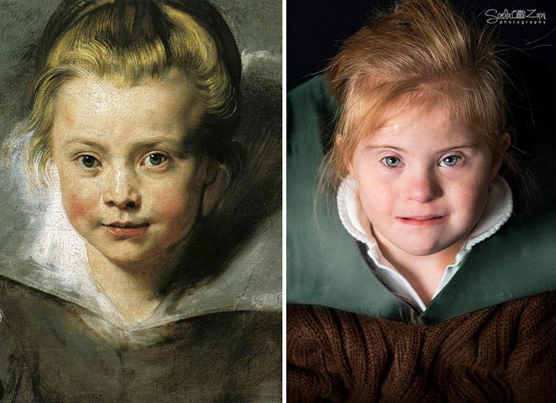 Clara Serene Rubens