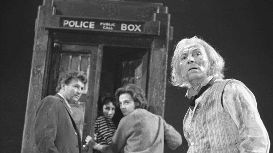 3- an unearthly child