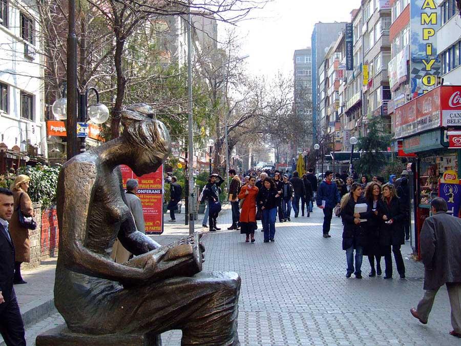 Ankara Konur Sokak