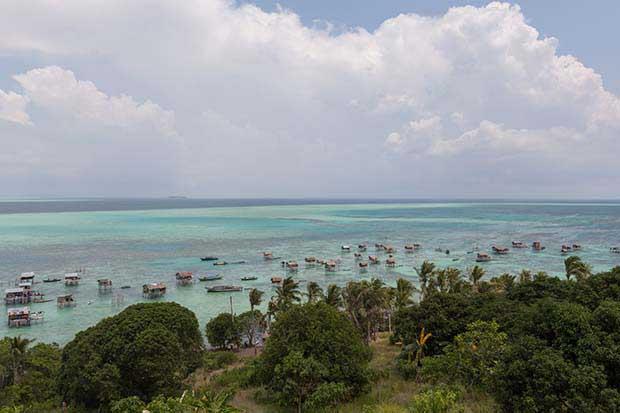 Borneo'daki deniz çingeneleri 9