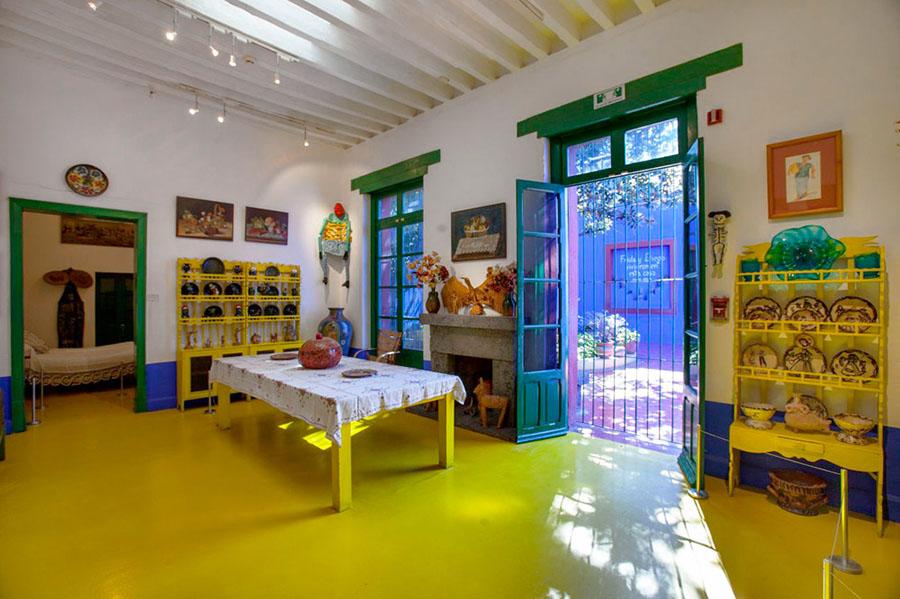 Frida Kahlo Müzesi (Casa Azul)