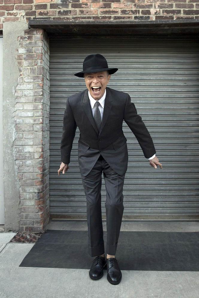 David Bowie Son Fotograf 1