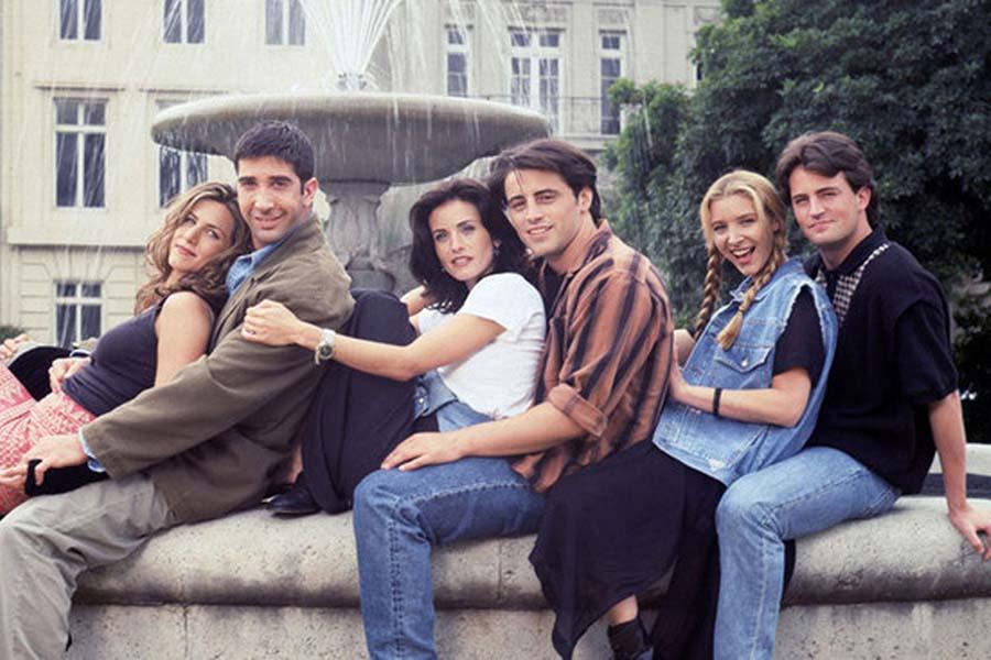 Friends iki saatlik ozel bolum ile geri donuyor (1)