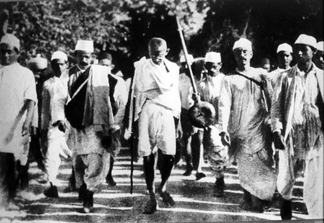 Gandhi Pasif Direnis